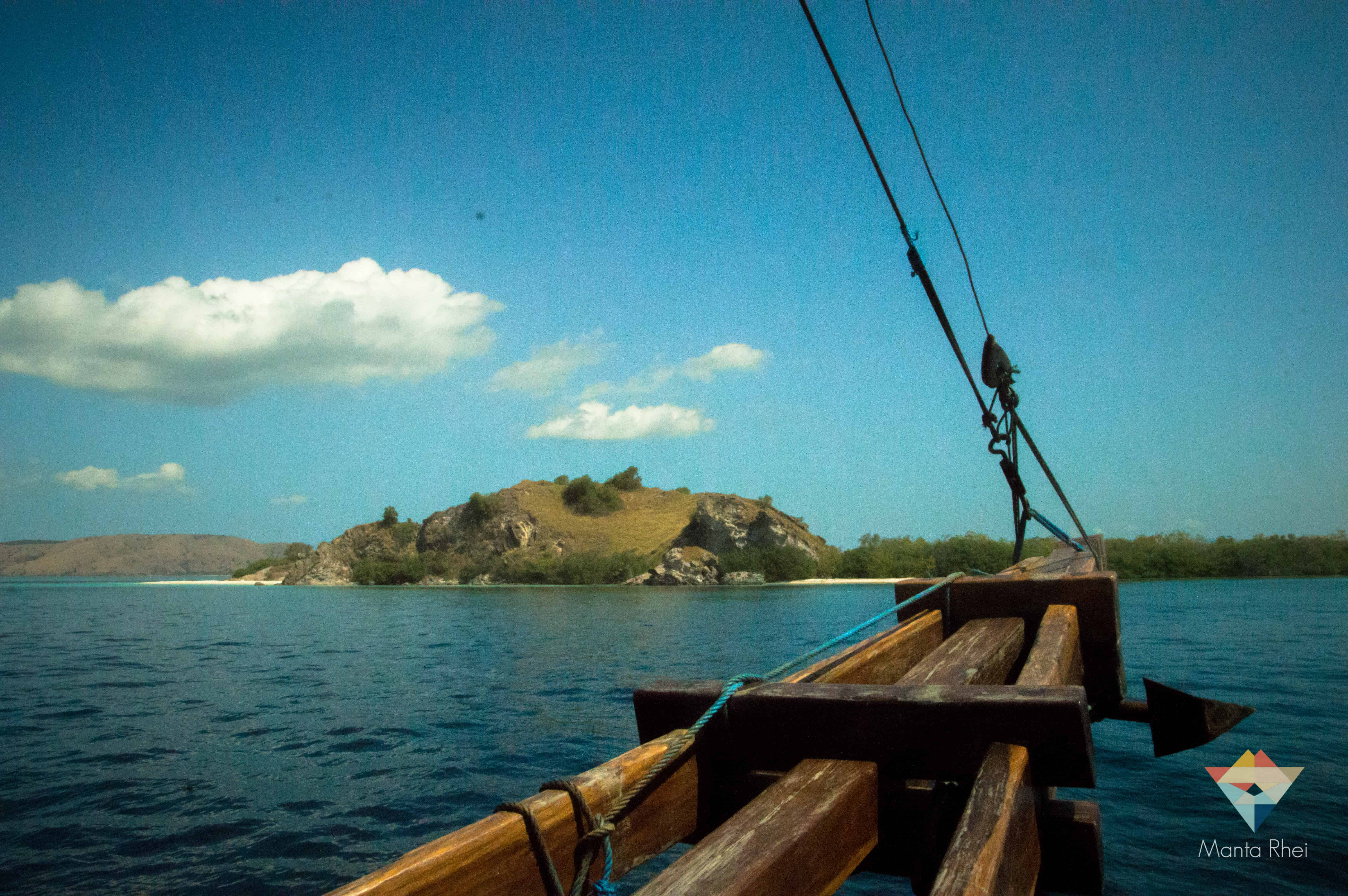 Mawan view from boat