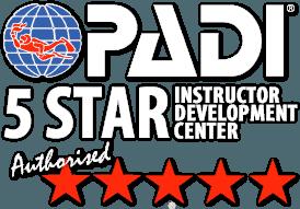 Padi 5 Star IDC | Manta Rhei Dive Center Labuan Bajo | Flores | Dive Komodo
