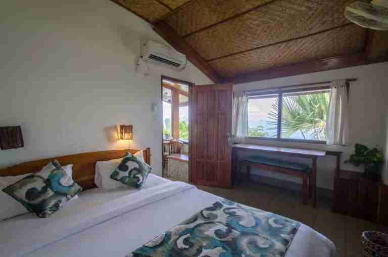 Bayview-Garden | Dive and Stay Package | Manta Rhei Dive Center