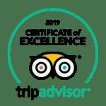 Certificate of Excellent 2019 | Manta Rhei Dive Center