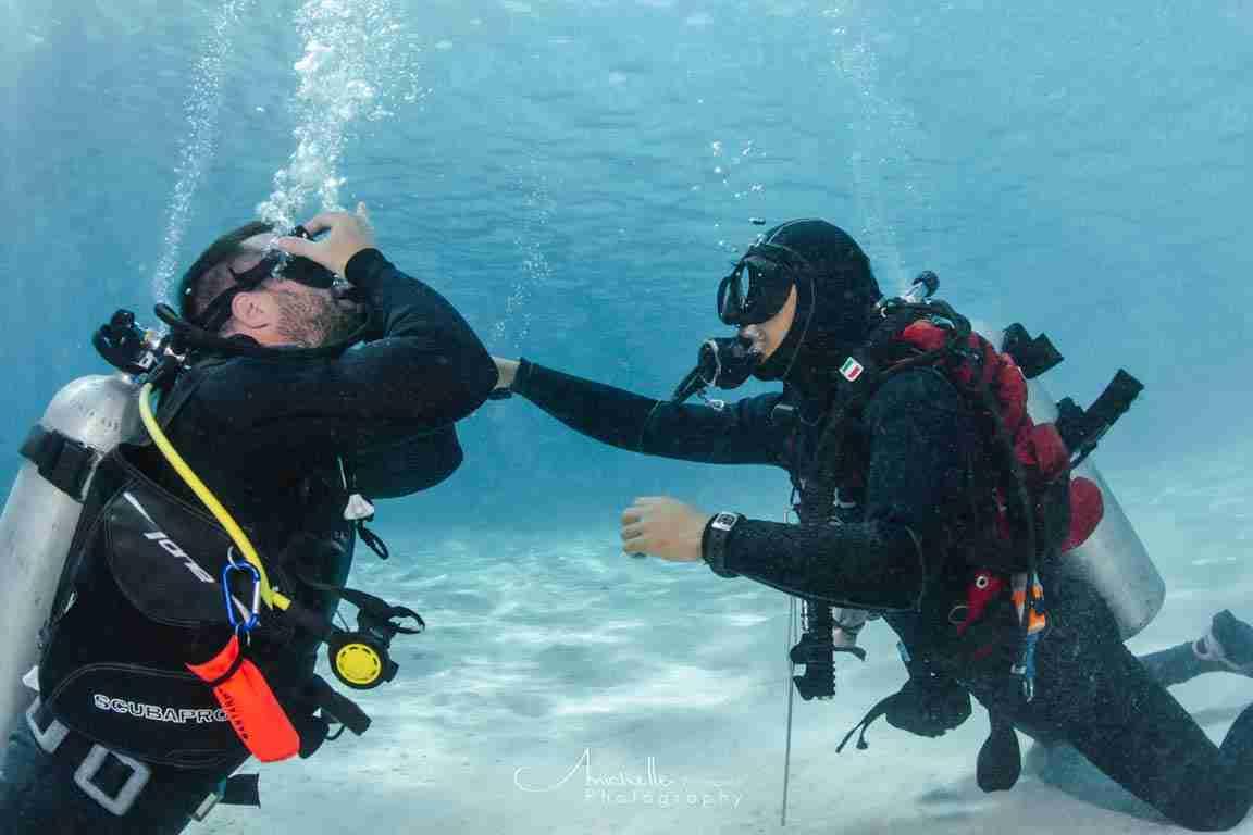 Open Water Course in Komodo | Manta Rhei Dive Center