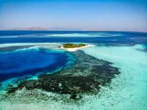 Wonderful Indonesia with dive sites for all diving levels.