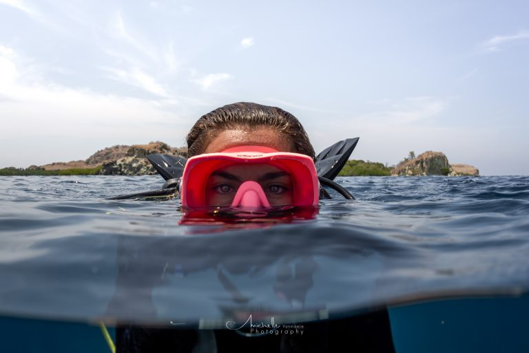 Become a mermaid and try scuba diving for the first time.
