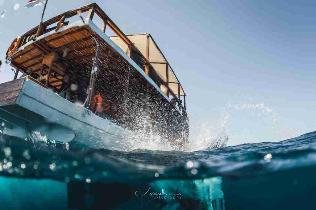 Manta Rhei Boat